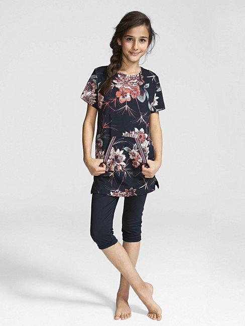 CALIDA Festival Love Mädchen-3/4-Pyjama