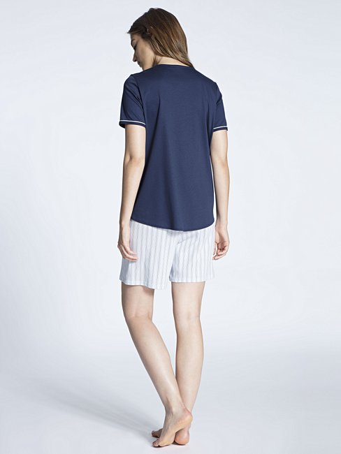 CALIDA Sweet Dreams Kurz-Pyjama
