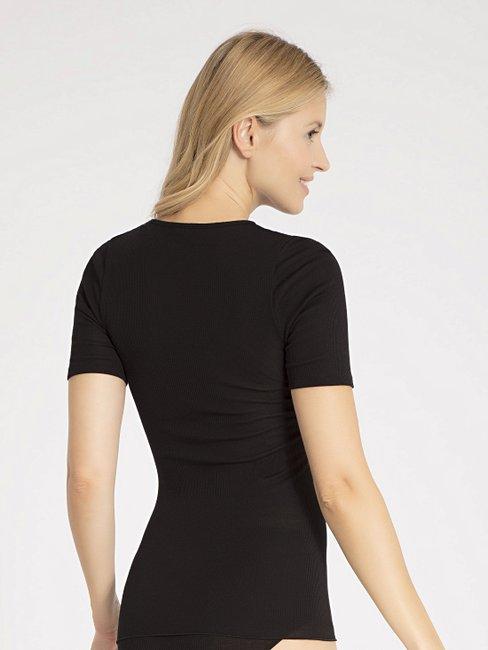 CALIDA Marilyn Shirt kurzarm aus Wolle-Seide