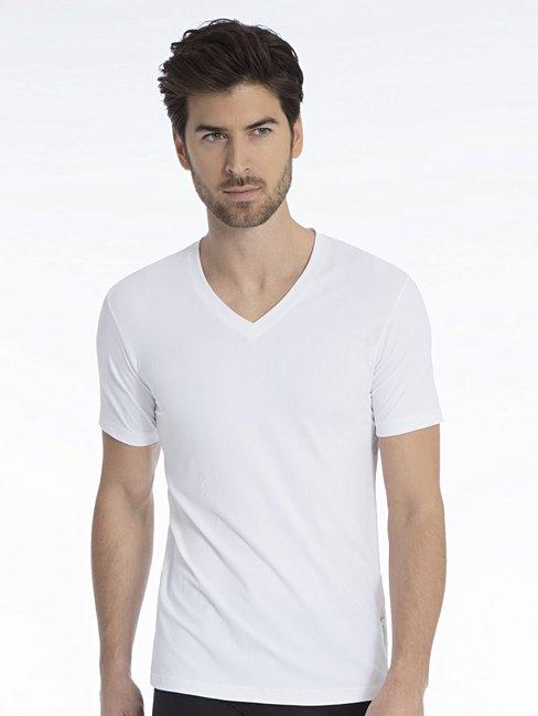 CALIDA Performance T-Shirt, V-Neck