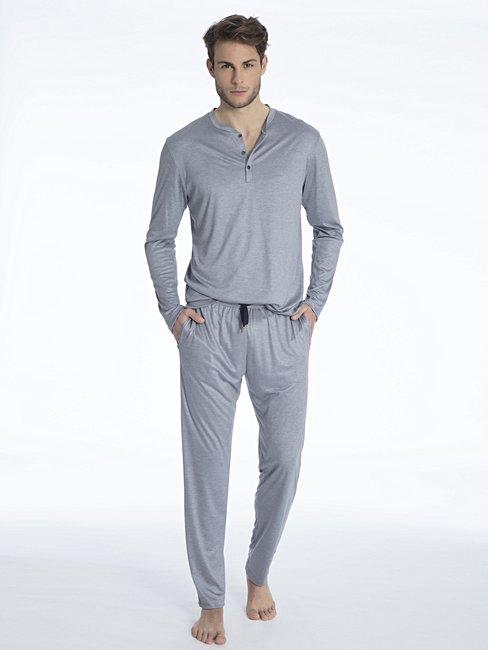 Calida Herren Schlafanzughose