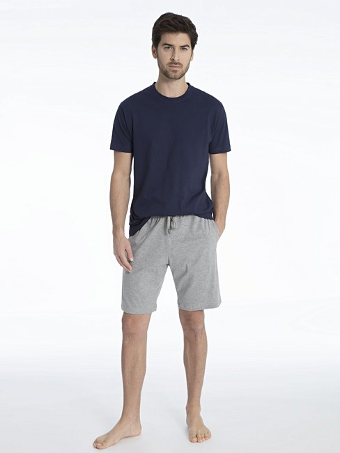CALIDA Remix Basic T-Shirt, Rundhals