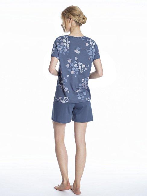 CALIDA Cosy Blossom Kurz-Pyjama