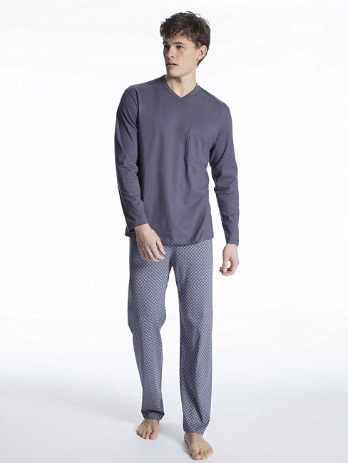 CALIDA Relax Imprint 2 Pyjama lang