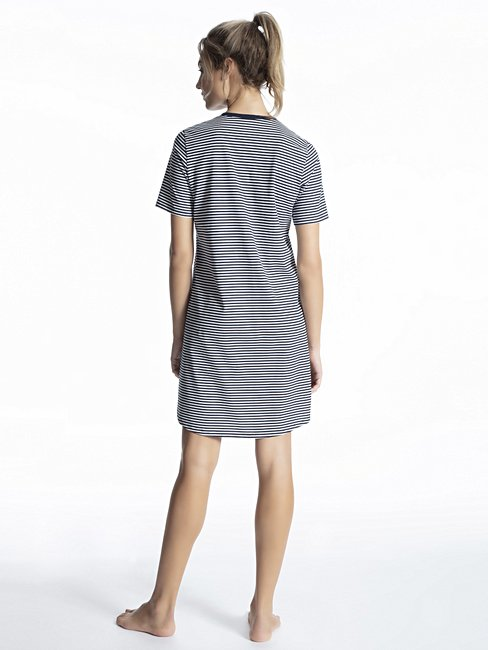 CALIDA Soft Jersey Fun Sleepshirt, Länge 95cm