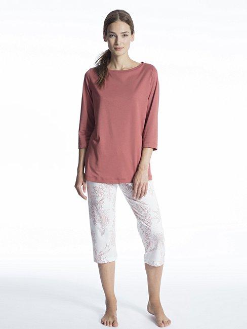 CALIDA Cosy Cotton Style 3/4 pyjama