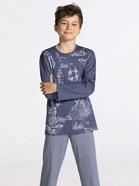 CALIDA Boys Nautic Pyjama