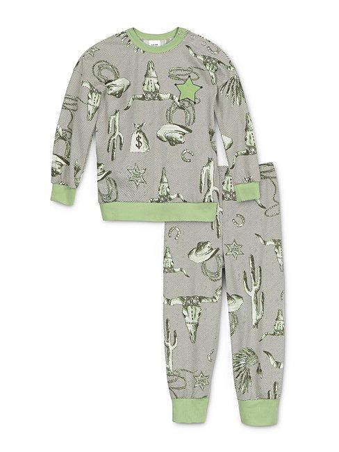 CALIDA Toddlers Western Pyjama with cuff