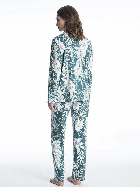 CALIDA Cosy Tropics Pyjama
