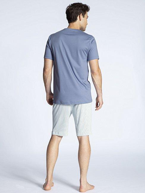 CALIDA Casual Smart Kurz-Pyjama, Rundhals